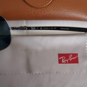 Ray-Ban Accessories - RayBan Aviator  RB 8301 004/K6 Sunglasses